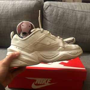 Nike M2K Tekno phantom/summit white wmn size 5.5